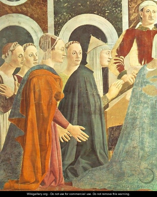Piero della Francesca Queen of Sheba visitpainting1
