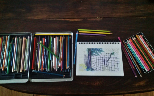 Drawing in progress (2)