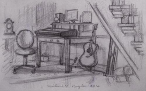 Musician's corner (2)
